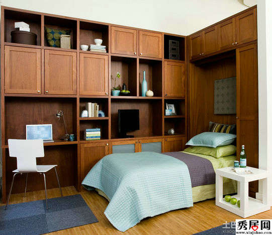 Image Result For Desk Bed Small Room